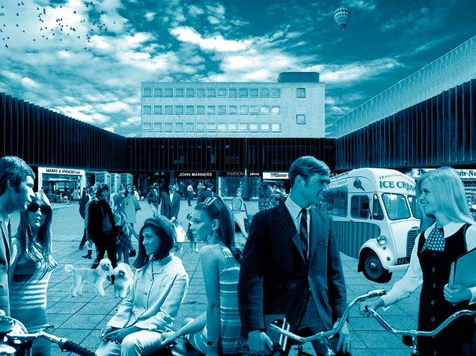 Coventry the Future City - courtesy of David Rudlin